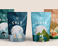 BooM's salt & sugar