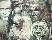 The geniuses of philosophy