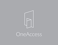 OneAccess- brand identity