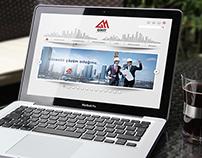 Website Design for Girit Muhendislik