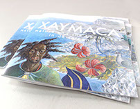Catalogue Design - Xaymaca Exhibition