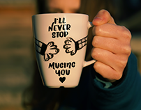 Special Hug Mug