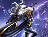 X-Men fan-art