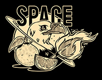 SPACE EAGLE