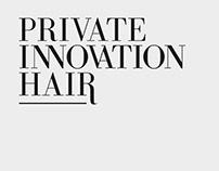 Branding Private Innovation hair