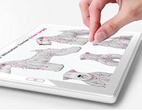 Groomers Reference Web Design & Illustration