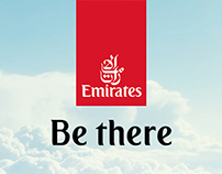 EMIRATES - BE THERE