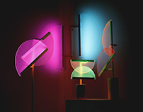 CASCINE LAMP COLLECTION
