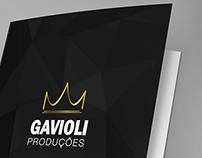 Presentation Folder // Model Agency