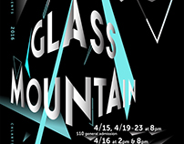The Glass Mountain Poster