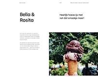 Bella & Rosita Website
