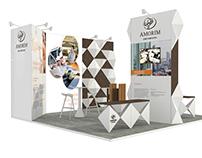 Amorim Cork Composites Exhibition Concept