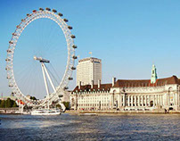 London Photography,  London Eye