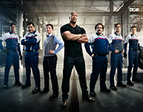 The Rock and The Specialists at Ford