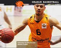Oranjebasketball.com 2015