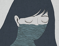 Sadness Illustration