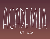 """Academia"" by Sia – Animated Short"