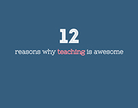 12 Reasons Why Teaching Is Awesome