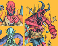 HELLBOY ULTIMATE