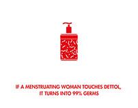 Menstruational Atyachaar