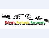 Customer Service Week 2011