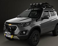 Chevrolet NIVA 2014
