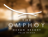 The Omphoy Ocean Resort Marketing Materials
