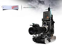 Cámera Tanque  (Camera Tank)