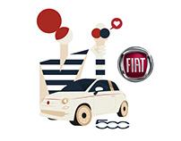 FCA / FIAT Stickers & Gifs