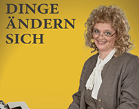 """Kampagne """"Dinge ändern sich"""""""