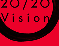 2020 Vision Recordings Identity