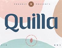Quilla Font