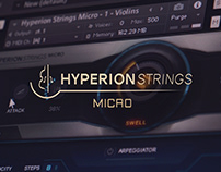 Hyperion Strings Micro (video trailer)