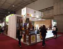 Bodegas Francisco Gomez - Stand Exhibition