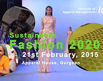 Sustainable Fashion 2020 Video Invite