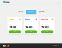 The UI / UX Behind Toppr's New Pricing Page