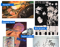 Illustration/ilustração