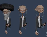 Zbrush - Character modeling timelapse