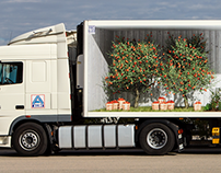 ALDI TRUCKS DESIGN
