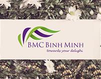 Thiết kế Logo Thương hiệu BMC Bình Minh