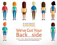 EMERGE: We've Got Your Back...side