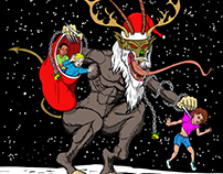 Krampus for Christmas 2019