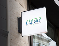 ILIFT Brand Identity Design by Beman