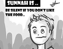 Sunnah is ..