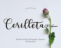 Free - Cerilleta Script