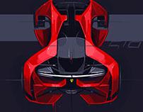 Random concept car sketches