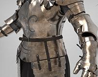 Medieval Armor // wip