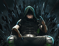 Arrow Season 4 LGX Promos