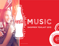 Coke Global Music Toolkit