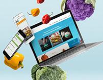 Mangez Québec - Site web